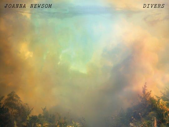 "Joanna Newsome's ""Divers"" album cover."