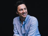 Zach Braff on the impact of growing up in  Jersey