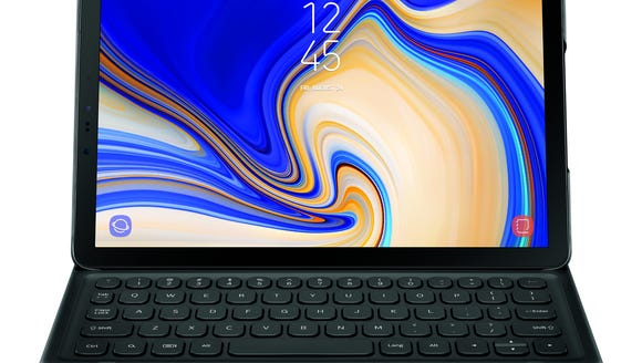 Samsung's new Galaxy Tab S4 takes on iPad Pro, laptops