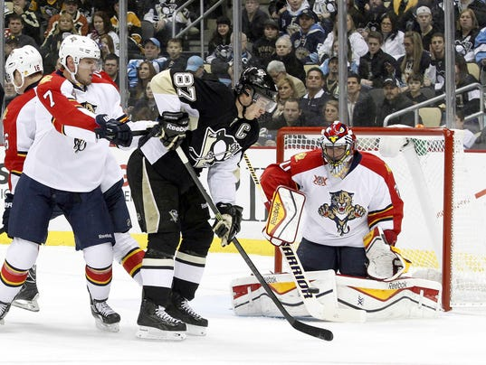 2014-1-20 Panthers over Pens