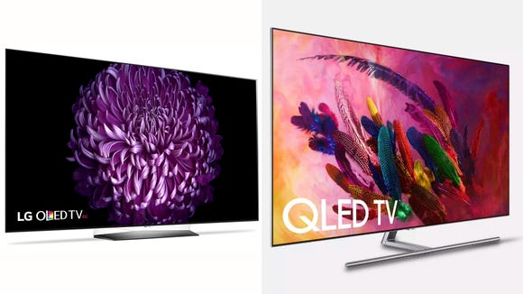 These amazing OLED and QLED TVs are seriously discounted this weekend