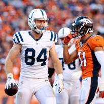 Colts tight end Jack Doyle named to Pro Bowl