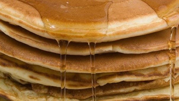Want a free stack of pancakes? IHOP restaurants will offer each guest one in an effort to encourage charitable donations.