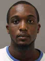 Hakeem Gentles of Spring Valley has been charged in