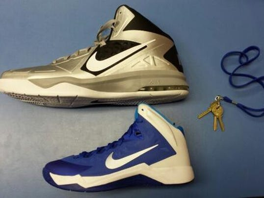 kentucky freshman towns size 20 shoes the cats largest