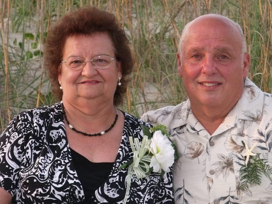 Bernell and Carolyn Bare of York, PA celebrated their 50th wedding anniversary on September 30, 2017.