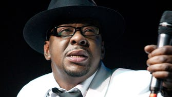 """Singer Bobby Brown, former husband of the late Whitney Houston performs with New Edition at Mohegan Sun Casino in Uncasville, Conn on Feb. 18, 2012. Brown told concert goers Saturday, April 18, 2015, that his daughter Bobbi Kristina Brown is awake nearly three months after she was found face down and unresponsive in a tub at her Georgia home. In a video, Brown tells the crowd during a concert appearance at the Verizon Theatre in Dallas, Texas, that """"Bobbi is awake,"""" adding that """"she is watching me."""""""