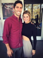 """Jax and Nev Schulman from """"Catfish"""" at Wednesday's"""