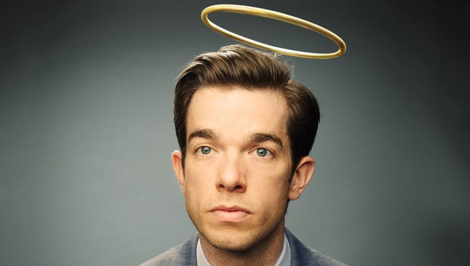 Comedian John Mulaney is an Emmy Award winning writer and comedian. He will perform at the Gillioz in June.
