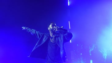 Big Sean: Free Detroit concert 'the least I could do'