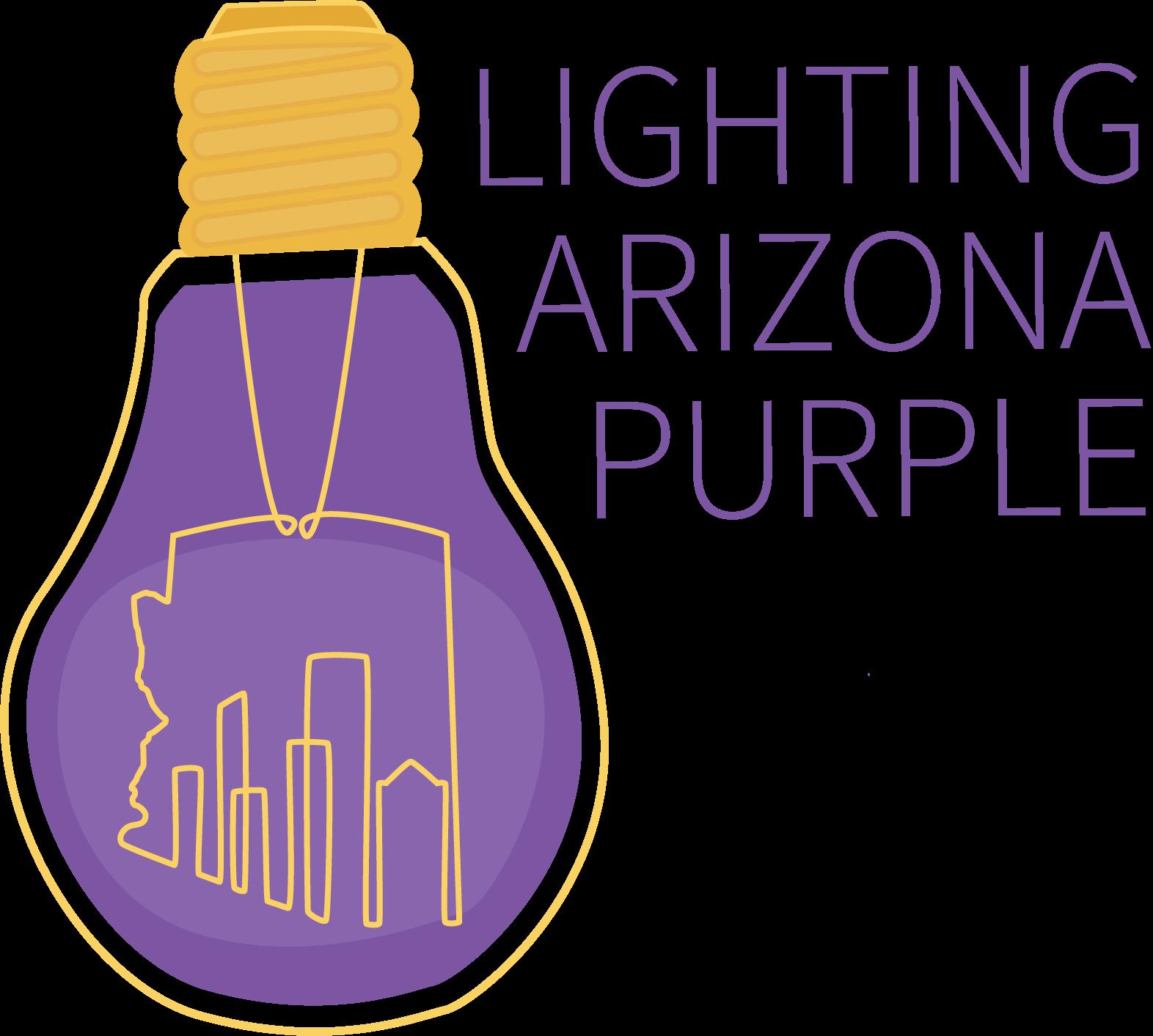 Domestic-violence awareness 2nd Annual Lighting Arizona Purple kickoff event Monday  sc 1 st  AZCentral.com & Domestic-violence awareness: 2nd Annual Lighting Arizona Purple ...