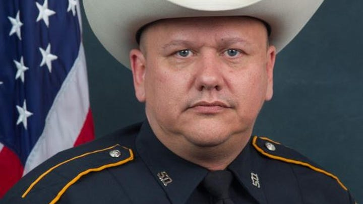 Harris County Sheriff Deputy Darren Goforth.
