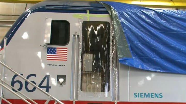 Siemens preparing for high-speed rail