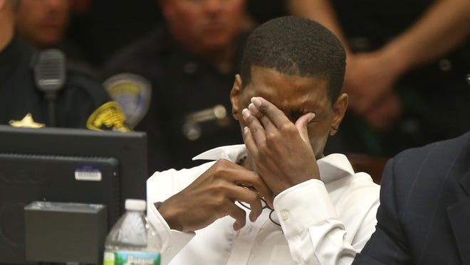 Thomas Johnson lll was found guilty of aggravated murder in the death of Officer Daryl Pierson.