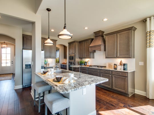 Celebration's homes in Brixworth are all one level.