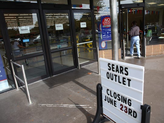 The Sears Outlet in East Naples will close on Friday, June 23. Naples South Plaza is undergoing a renovation and expects to find a replacement for Sears Outlet shortly and will begin construction of a Wawa soon.
