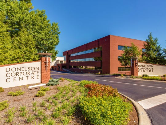 Metro Police's lease at Donelson Corporate Centre will