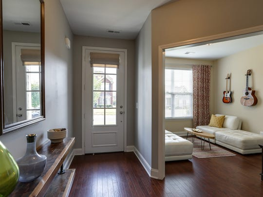 Lisa Culp Taylor advises clients to be sure any future roommates are respectful of hardwood floors and home in general.