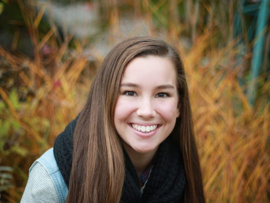 Mollie Tibbetts, 20, of Brooklyn, was last seen jogging