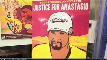 Border Force: Anastacio Hernandez Rojas