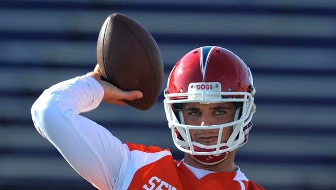 Fresno State's Derek Carr.