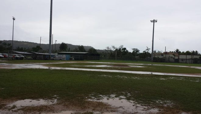 The field was unusable for the 2017 Asia Pacific Regional Tournament in Saipan resulting in the title being awarded to the Philippines.