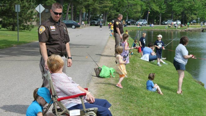 Cops 'N Bobbers is scheduled for June 4 at Bukolt Park in Stevens Point.