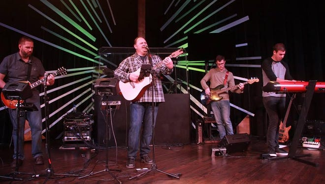 Kingdom Come Alive, a band with roots at Friendship Church, Canton, will perform at Heartbeat of Plymouth on Saturday, Aug. 13.