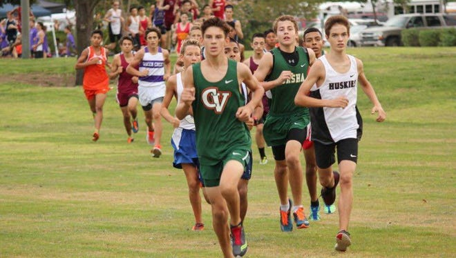 Campo Verde sophomore runner Rylan Stubbs won the King of the Mountain Invitational last weekend in 15 minutes, 47 seconds, ranking third in the state.