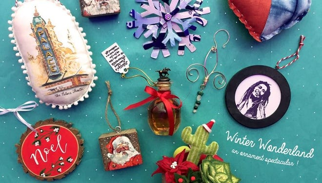 Winter Wonderland ornament sale at Revelry Boutique Gallery in NuLu begins Dec. 1