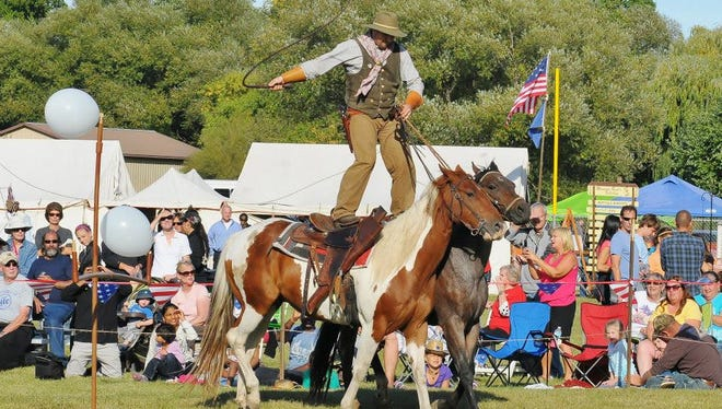 Visitors to the Wade House Historic Site will have the opportunity to spend the day amidst the legends of the Wild West on June 23 and 24.