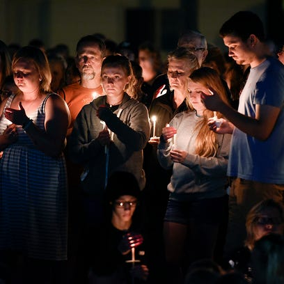 In wake of tragedy, Watkins is 'a community of faith'
