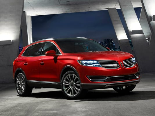Luxury upgraded in 2016 Lincoln MKX