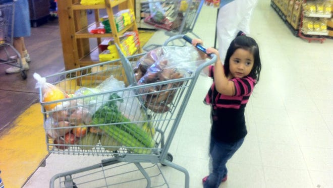 Kids can even help with the shopping at the grocery store to get all the ingredients needed to make your favorite recipes.