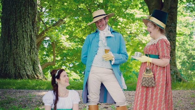 The Jane Austen Society holds the largest gathering in North America in Louisville, July 14-16