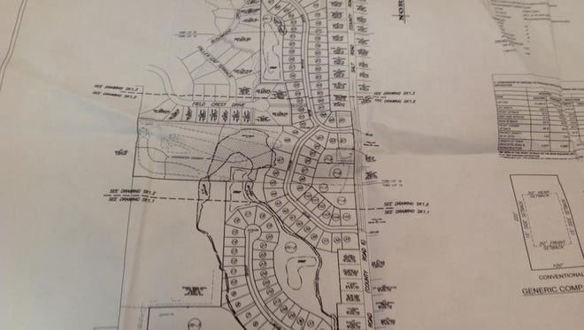Development plans for a Webster golf course have many residents upset.