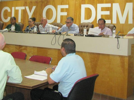 Members of the Deming City Council voted to approve