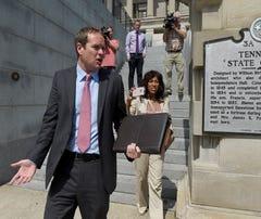 Federal judge dismisses ex-lawmaker Jeremy Durham's legal attempt to recoup lifetime benefits