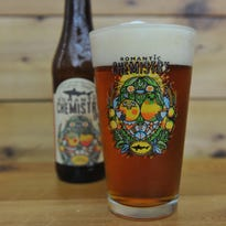 Romantic Chemistry is an inventive India pale ale from Dogfish Head Craft Brewery.