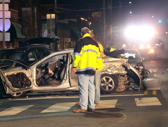 BMN 030917 Car accident