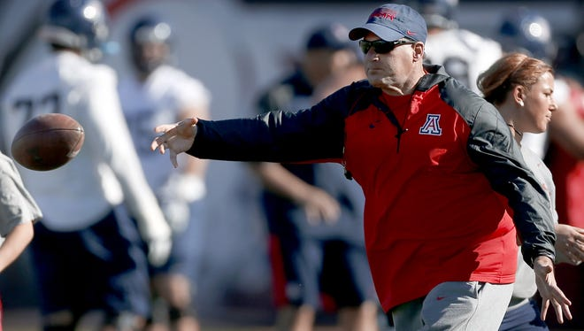 The Arizona Wildcats' torrid pace on the recruiting trail held strong Tuesday.
