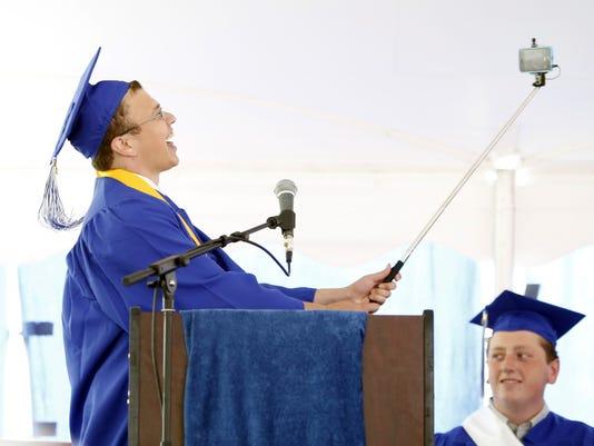 TJN 0627 Easchester HS Graduation