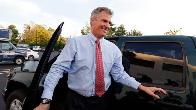 Former U.S. senator Scott Brown is a Republican from Massachusetts.