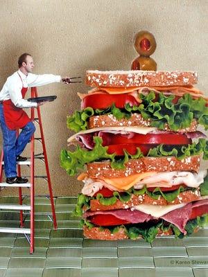 National Sandwich Day is Friday, Nov. 3.