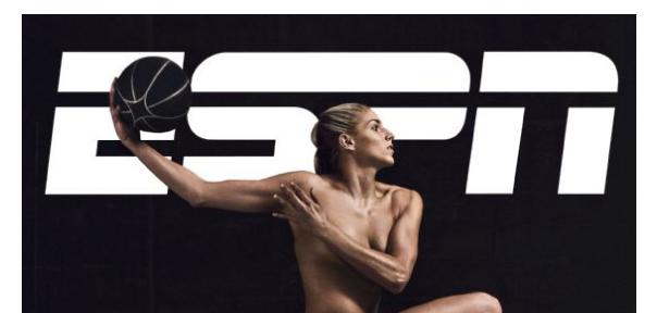 bra ICloud ESPN BODY ISSUE 2015 naked photo 2017