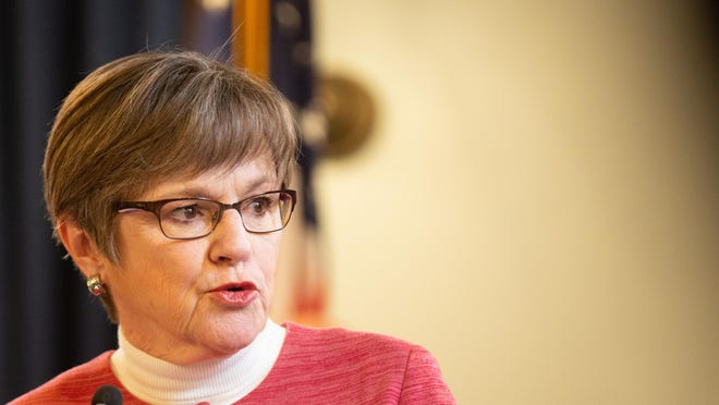 Gov. Laura Kelly announced Thursday the state would apply to the federal government to participate in a new unemployment assistance program