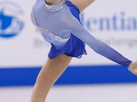 Gracie Gold won the women's U.S. Figure Skating championships in Boston.