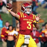 Iowa State quarterback Grant Rohach is transferring from the Cyclones program.