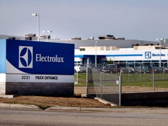 The Delta Regional Authority provided $3 million to widen a road leading to the industrial park where Eletrolux Home Products was building a plant in Shelby County.