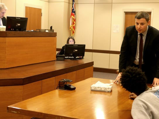 Leo Fedorov, a Hamilton County probation officer, rights,